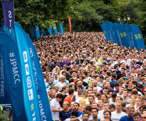 The Rules and More   J P  Morgan Corporate Challenge