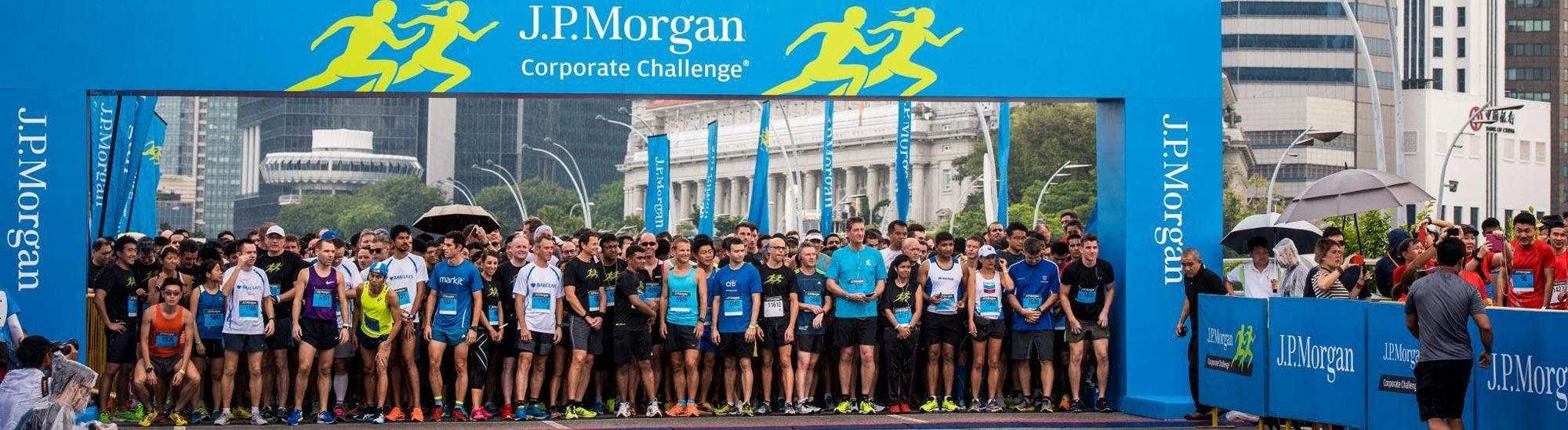 The Rules and More | J P  Morgan Corporate Challenge
