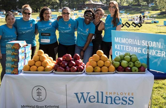 Sloan Kettering - NYC JPM Corporate Challenge