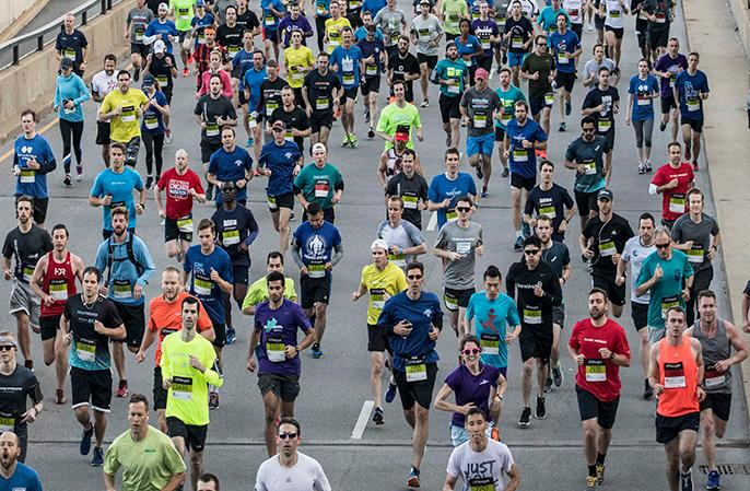 See What's Happening   J P  Morgan Corporate Challenge