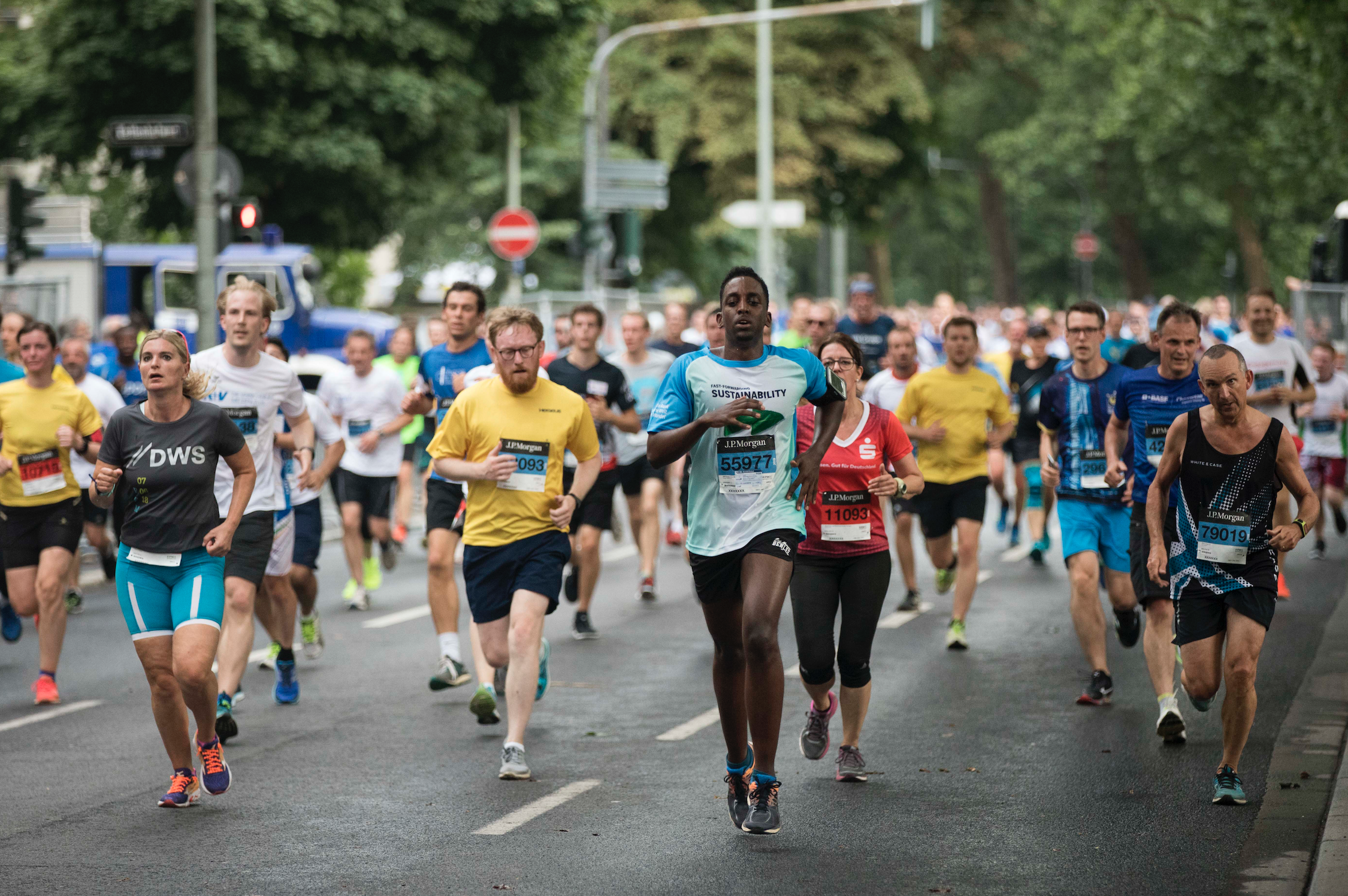 See What's Happening | J P  Morgan Corporate Challenge