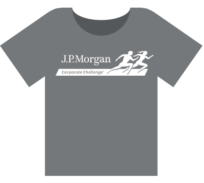 Corporate Challenge Primary Logo Front T-shirt