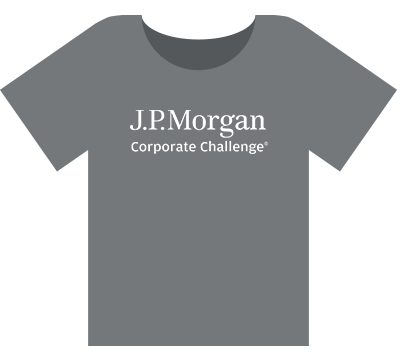 Corporate Challenge Secondary Logo Front T-shirt